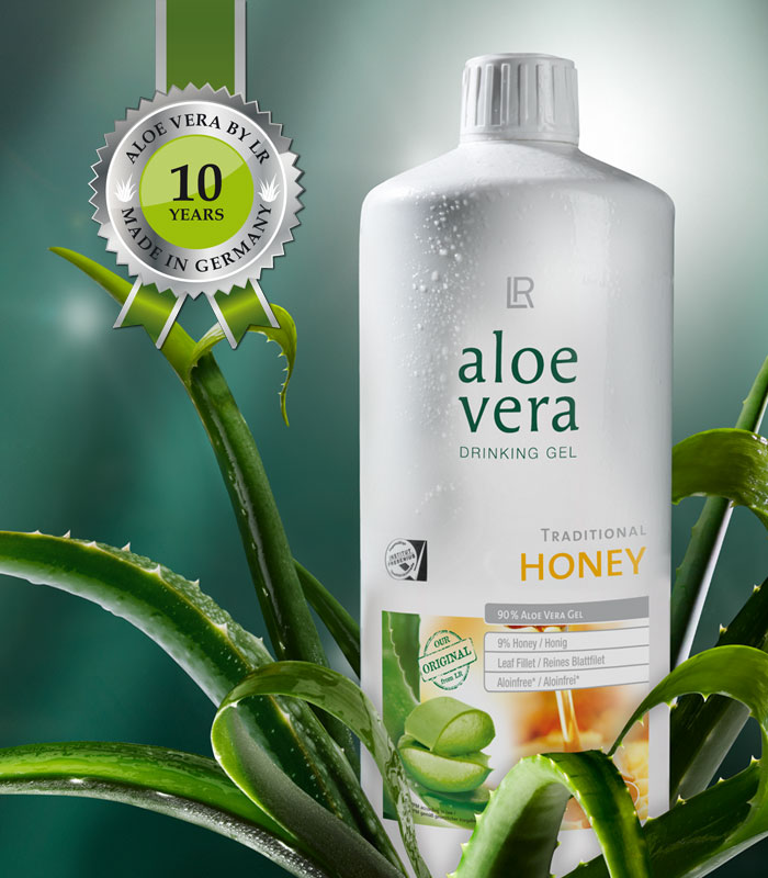 LR Aloe Vera Drinking Gel with Honey – www.europeanpharmacyonline.com