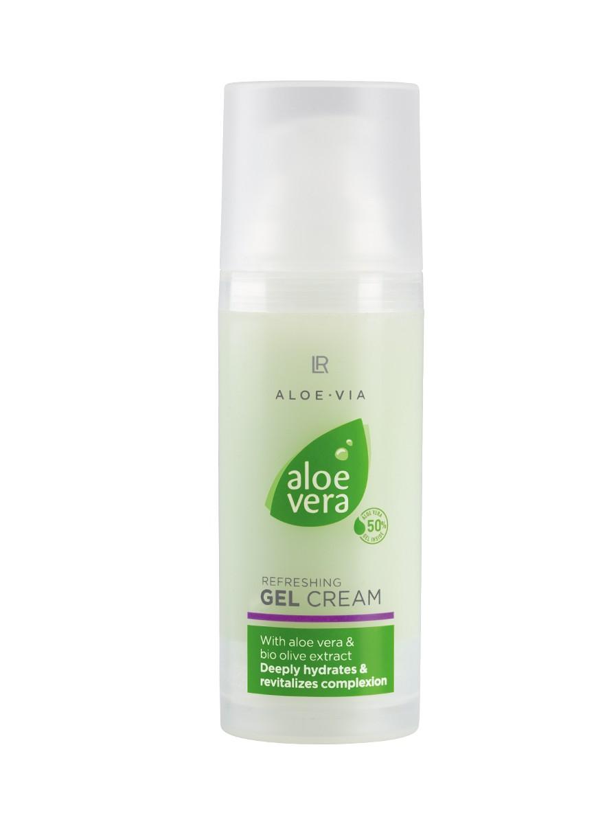 Smuk LR Aloe Vera Refreshing Gel Cream | European Pharmacy Online FS-66