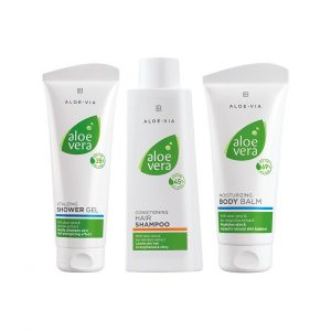 European-parmacy-online-aloe-vera-hair-body-shower-care-moisturizing-hair-cure-set