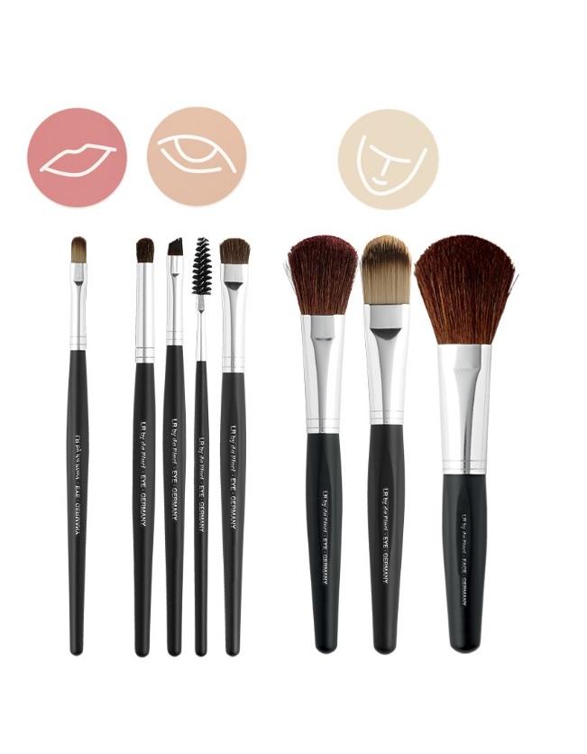 Dá Víncí Makeup Brushes Set European