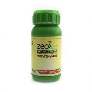European Pharmacy Online Ultra fine Zeolite + Thymus 80 Capsules