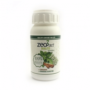 Detox European Pharmacy Online Zeo3act-D Dialite Ultra fine Zeolite Powder 100g