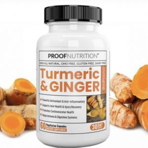 European Pharmacy Online - Turmeric With Ginger & Bio Black Pepper Powder