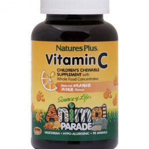 European Pharmacy Online Vitamin C (Orange) For Kids