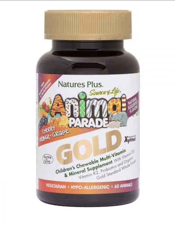 European Pharmacy Online Multivitamin GOLD with Probiotics For Kids